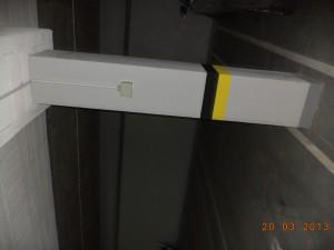 System detekcji CO